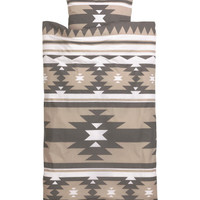 H&M - Duvet Cover Set - Beige