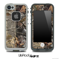 Bare Camo Skin for the iPhone 5 or 4/4s LifeProof Case