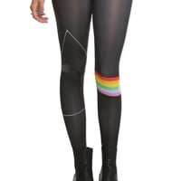 Pink Floyd Prism Leggings | Hot Topic