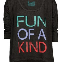 Local Celebrity Fun Of A Kind T-Shirt - Women's Shirts/Tops | Buckle