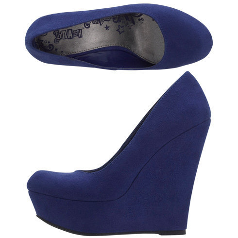 Womens - Brash - Women's Lunar Platform Wedge - Payless Shoes