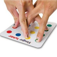 INFMETRY:: Finger Twister Game