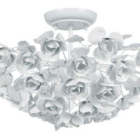One Kings Lane - Mirrors & Lighting - Milano Semi Flush Mount