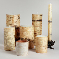 Birch Candles | World Market