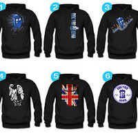 dr who hoodies tardis hoodie doctor who hoodies 11 doctors hoodie uk dont blink
