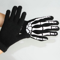 Skeleton Hands Gloves