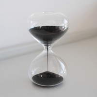 Black Hour Glass - OEN Shop