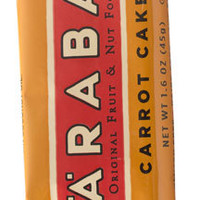 LÄRABAR | Carrot Cake Bar - Nutrition Facts, Calories & Ingredients