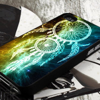 dreamcather galaxy nebula design  for iPhone 4 case, iPhone 4s case, iPhone 5 case, samsung galaxy S3 and samsung galaxy S4 case