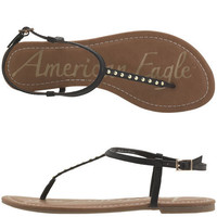 Womens - American Eagle - Women's Shine Studded Sandal - Payless Shoes