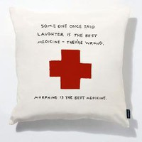 Dan Golden Morphine Cotton Pillows
