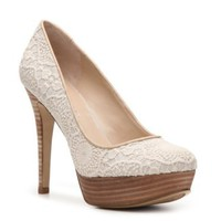Bandolino Gaby Pump Peep Toes Pumps &amp; Heels Women&#x27;s Shoes - DSW