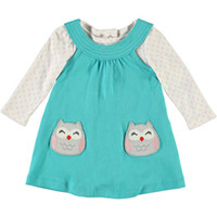 "Carter's ""Owl Delight"" 2-Piece Outfit (Sizes 0M – 9M)"