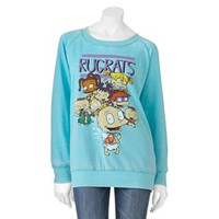 Freeze Rugrats Zipper Sweatshirt - Juniors