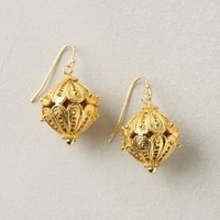 Orb D'Oro Earrings - Anthropologie.com