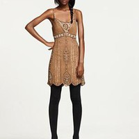 Sue Wong Silk Sequined Tank Dress - Party - Bloomingdales.com