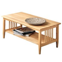 Mission Natural Coffee Table