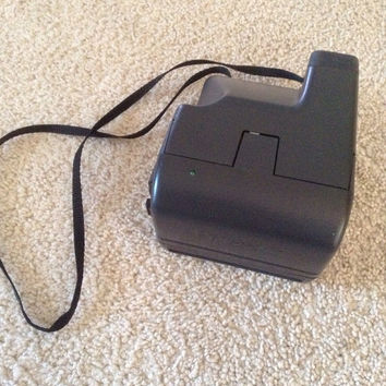 Vintage One Step Close Up Polaroid Instant Camera 600 Film 1970s 003