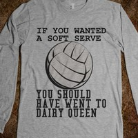 volleyball-Unisex Heather Grey T-Shirt