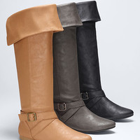 Tiptoe Over-the-knee Boot - Dolce by Mojo Moxy® - Victoria's Secret