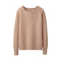 WOMEN Mohair Blended Sweater