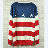 The national flag sweater/ 09