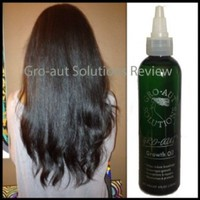 Gro-aut Hair Growth Oil 4oz:Amazon:Beauty