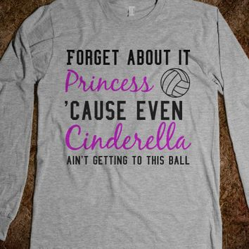 VOLLEYBALL PRINCESS