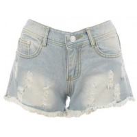 The Vintage Washed Shorts
