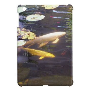 Koi in the Pond iPad Mini Case