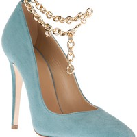 Dsquared2 Chain Stiletto Pump - Biondini - Farfetch.com