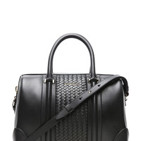 GIVENCHY | Lucrezia Medium Braided in Black www.FORWARDbyelysewalker.com