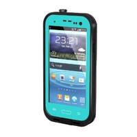 New Waterproof Shockproof Dirtproof Snowproof Protection Case Cover for Samsung Galaxy S3 I9300 (Teal)