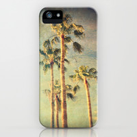 palms iPhone & iPod Case by Sylvia Cook Photography
