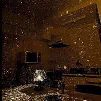 Astro Star Laser Projector Cosmos Light Lamp