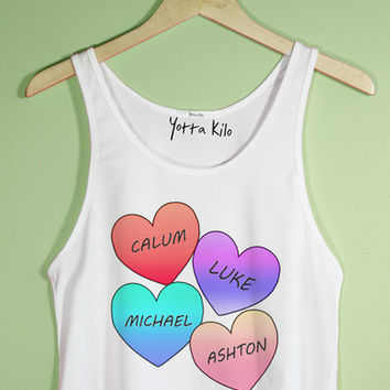 5SOS shirt five seconds of summer t-shirt tank top tee unisex tour album new. $ Buy It Now 17d 20h. See Details. 5SOS shirt five seconds of summer t-shirt tank top tee unisex tour album new. $ Buy It Now 17d 20h. See Details.