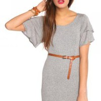 Tiered Tee Dress | NASTY GAL | Jeffrey Campbell shoes, Evil Twin, MinkPink, BB Dakota, vintage dresses + more!