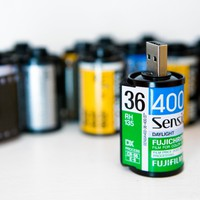 USB Film Roll - The Photojojo Store!