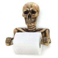 Gifts & Decor Halloween Toilet Paper Holder:Amazon:Home & Kitchen