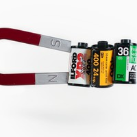 Recycled Film Roll Magnets - The Photojojo Store!