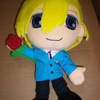 PlushieClub: Buy Ouran Host Club: Tamaki Suoh 12-inch Plush - Free Shipping