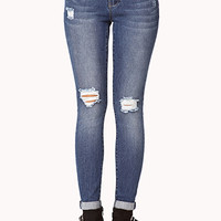 Everyday Distressed Skinny Jeans