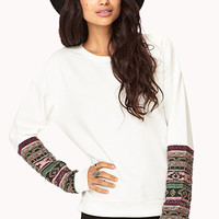 Beaded Chinle Pullover