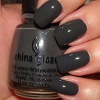 China Glaze Nail Polish, Concrete Catwalk, 0.5 Fluid Ounce:Amazon:Beauty