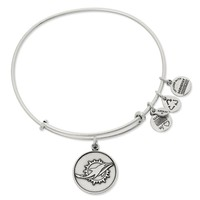 Miami Dolphins Logo | Alex and Ani Russian Silver