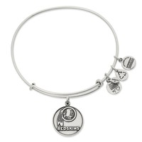 Washington Redskins Logo | Alex and Ani Russian Silver