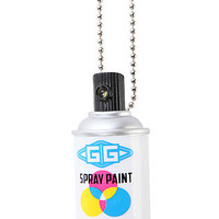 The Spraycan LED Keyring