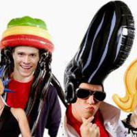 Inflatable Wigs - Get Giant Inflatable Hair Dos