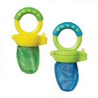 Munchkin 2 Pack Fresh Food Feeder, Colors May Vary:Amazon:Baby