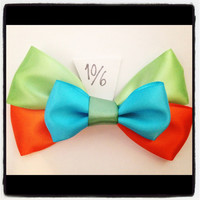 Mad Hatter Disney Inspired hair bow